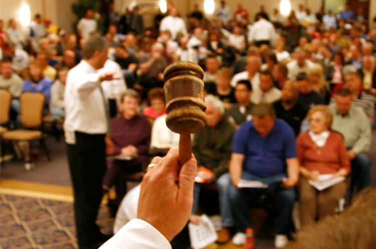 Buying a property at an auction – Things you need to know BEFORE the auction day